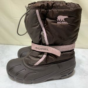 SOREL Women's Winter boots with Lining Size 6
